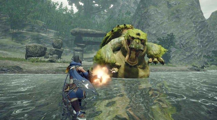 Imagen de Monster Hunter Rise muestra su mundo y sus combates en un nuevo gameplay
