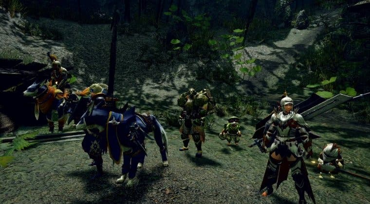 Imagen de Monster Hunter Rise: Así funciona el renovado multijugador