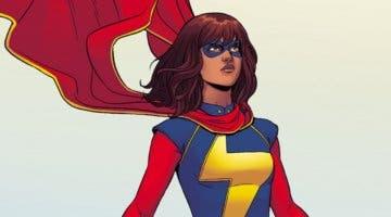 Imagen de Iman Vellani será Ms.Marvel en la serie de Disney Plus