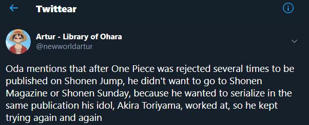 Así definió Dragon Ball el futuro de One Piece en el manga