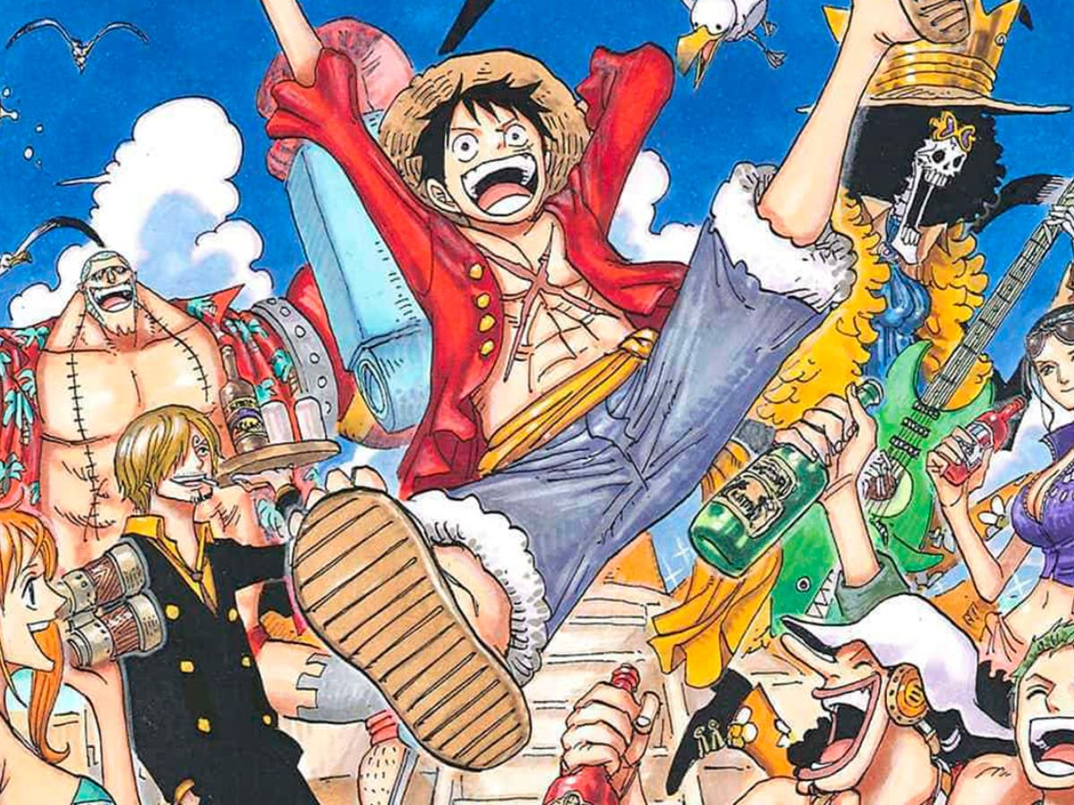 El autor de One Piece quiere publicar el capítulo 1000 antes del final de  2020