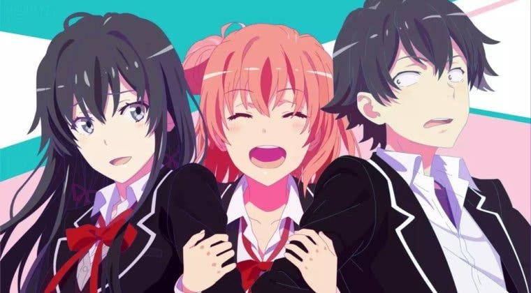 Imagen de Oregairu anuncia nuevo juego junto al final del anime