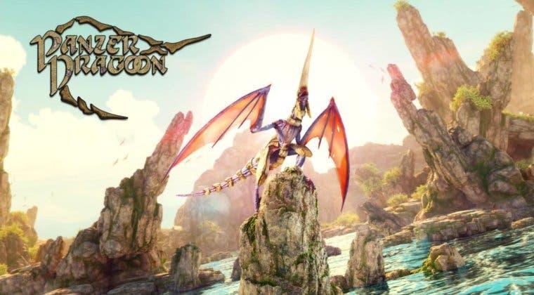 Imagen de Panzer Dragoon Remake llegará 'pronto' a PS4 y PC
