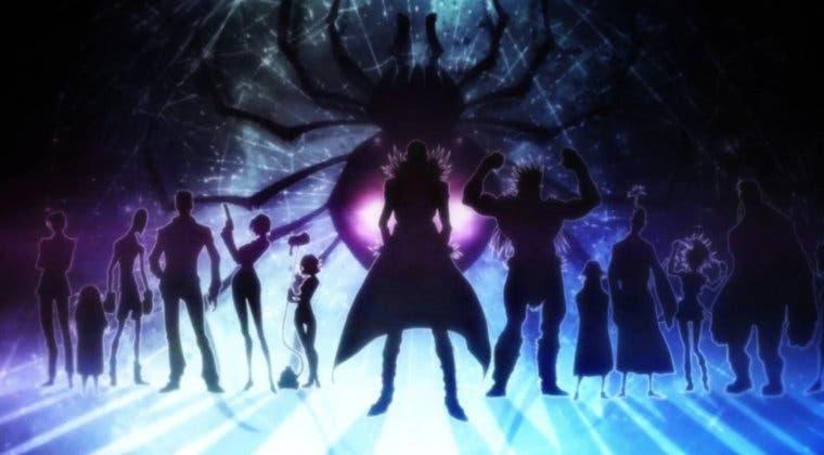 Imagen de Así es el cosplay de la Phantom Troupe de Hunter x Hunter