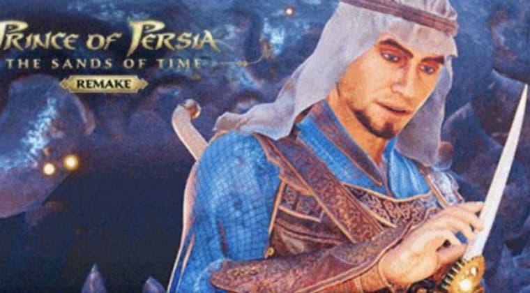 Imagen de Filtradas las primeras imágenes de Prince of Persia: Las Arenas del Tiempo Remake
