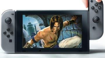 Imagen de Una versión de Switch de Prince of Persia: Las Arenas del Tiempo Remake aparece filtrada