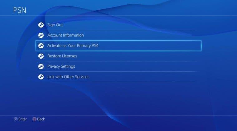 Imagen de ¿Compartir juegos en PS5? Las cuentas primarias y secundarias seguirían presentes