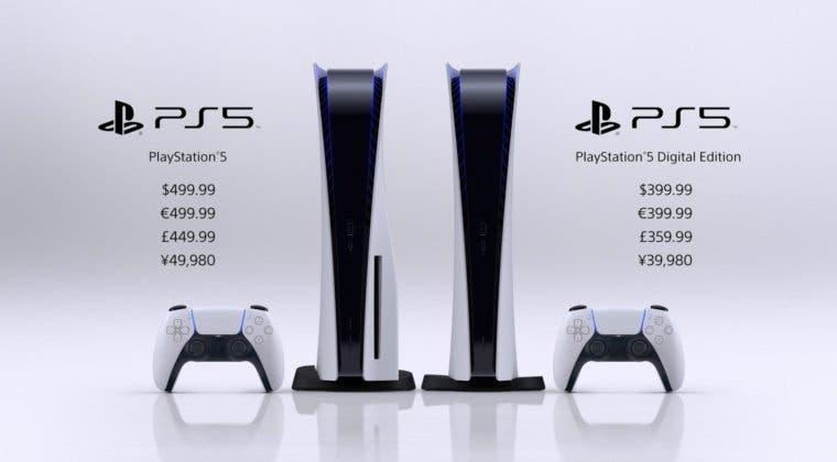 Imagen de PS5 confirma el precio y fecha de lanzamiento en sus dos ediciones