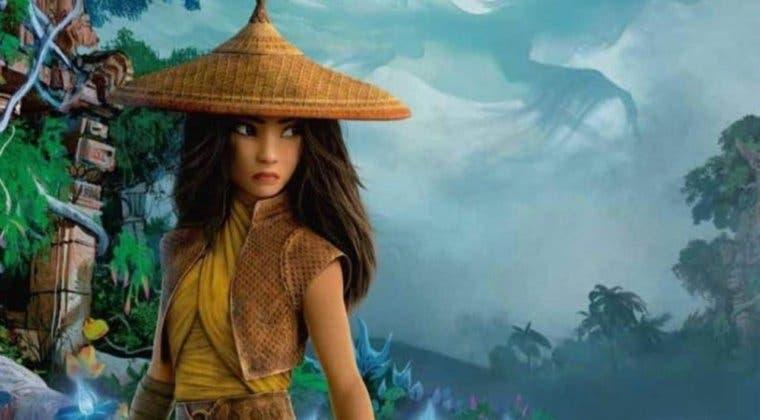 Imagen de Raya y el último dragón: descubre la primera imagen de la nueva película de Disney