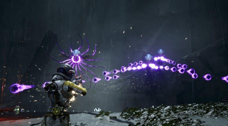 Imagen de Returnal explota en lo posible las capacidades de PS5, incluyendo el DualSense y el audio 3D