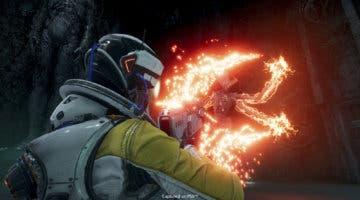 Imagen de Returnal vuelve a dejarse ver en un gameplay tráiler centrado en sus enemigos