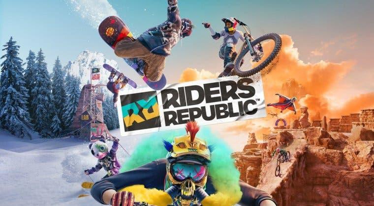 Imagen de Riders Republic se presenta como una nueva IP deportiva enfocada al multijugador