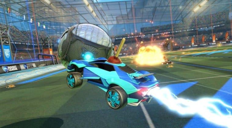 Imagen de Nintendo filtra la fecha de Rocket League free-to-play
