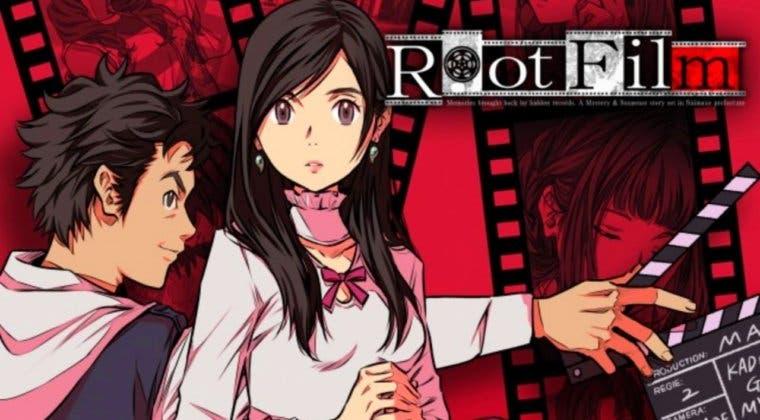 Imagen de Finalmente, la novela visual Root Film concreta su lanzamiento físico en occidente