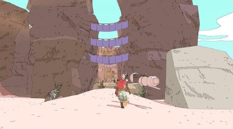 Imagen de La aventura indie Sable nos deja con un nuevo tráiler tras meses de silencio
