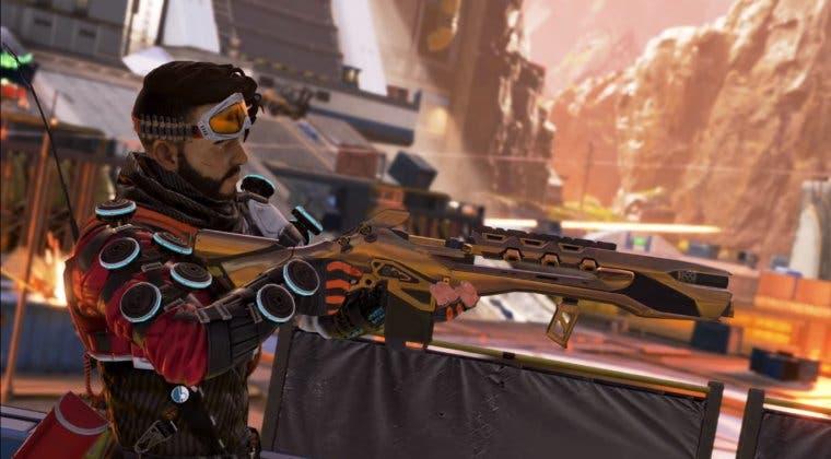 Imagen de Así sería la armería de Call of Duty: Warzone en Apex Legends