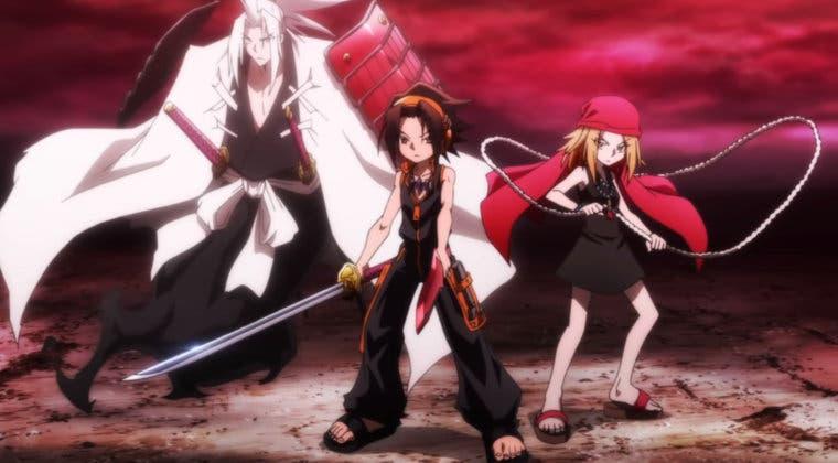 Imagen de El nuevo anime de Shaman King muestra su primer tráiler