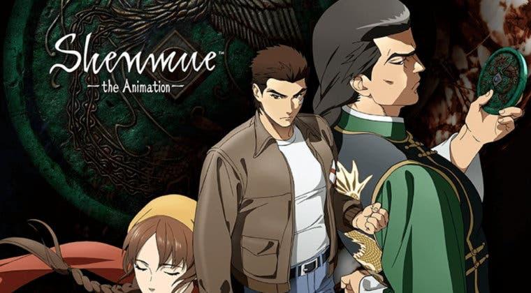 Imagen de Shenmue tendrá un anime con el director de One Punch Man 2