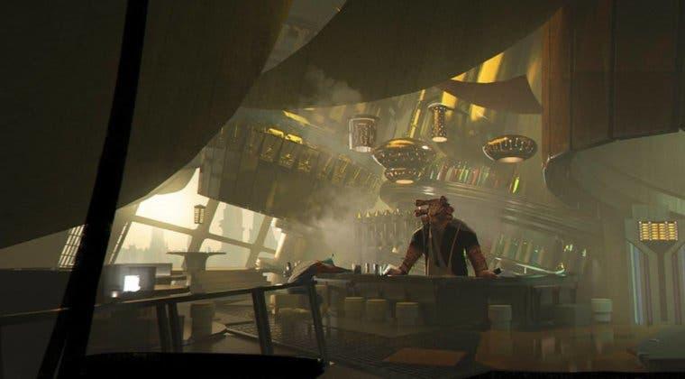 Imagen de Star Wars: Tales from the Galaxy's Edge muestra su acción en primera persona para VR en un nuevo tráiler
