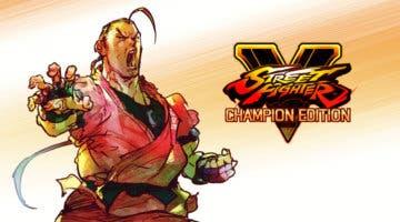 Imagen de Street Fighter V: Champion Edition presenta a Dan como nuevo personaje mediante un gameplay
