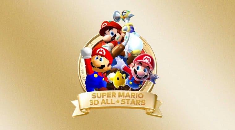Imagen de Los juegos de Super Mario 3D All-Stars no son ports, sino ROMs emuladas