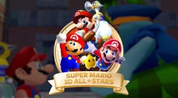 Imagen de Super Mario 3D All-Stars arrasa con sus ventas en Europa, Asia y más regiones