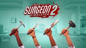 Imagen de Análisis Surgeon Simulator 2