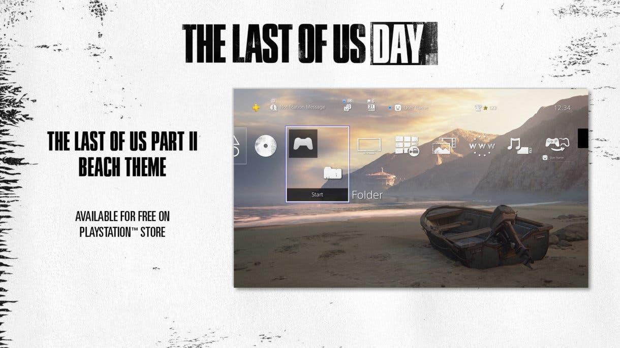 The Last of Us 2 tiene nuevo tema dinámico gratuito para PS4