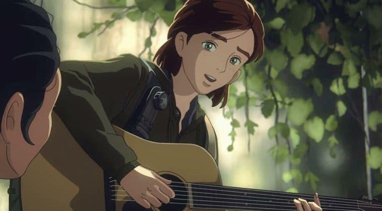 Imagen de The Last of Us 2 se fusiona con Studio Ghibli gracias al espectacular trabajo de una artista