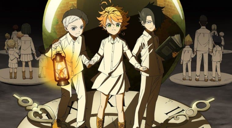 Imagen de The Promised Neverland tendrá una breve historia secundaria