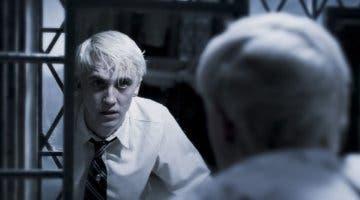 Imagen de Tom Felton deja atrás a Draco Malfoy e impacta en la nueva película de fantasía de Netflix