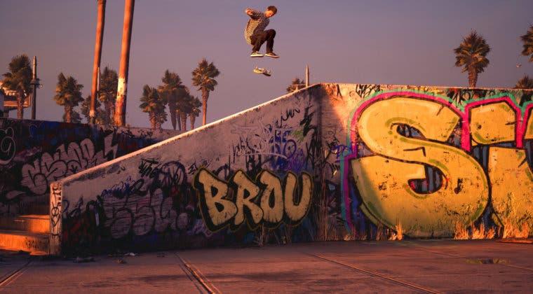 Imagen de Tráiler, fecha y mejoras de Tony Hawk's Pro Skater 1+2 en PS5, Xbox Series X|S y Switch