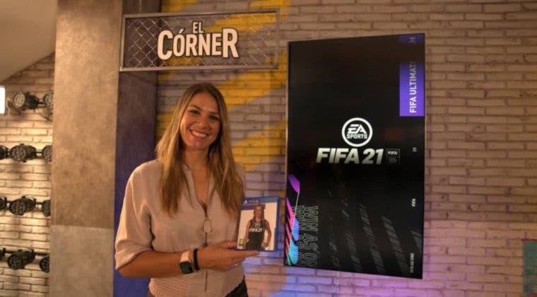 Imagen de Nira Juanco será la primera voz femenina de FIFA de la historia y se unirá al equipo de FIFA 21