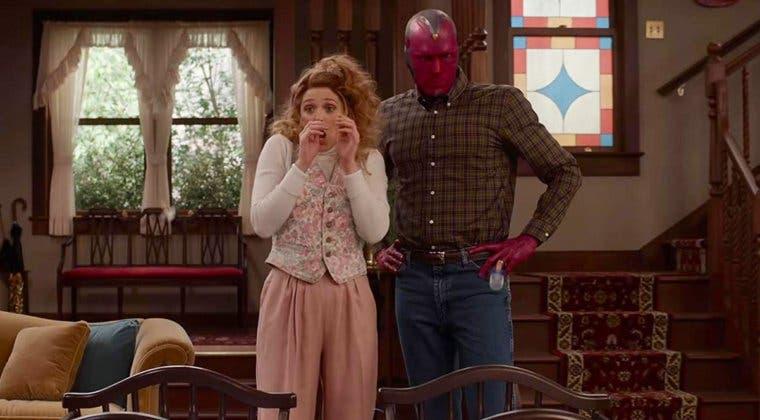 Imagen de Bruja Escarlata y Visión se relacionará con Doctor Strange 2