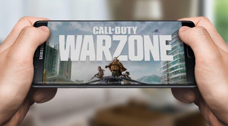 Imagen de Call of Duty: Warzone apunta a llegar a dispositivos móviles