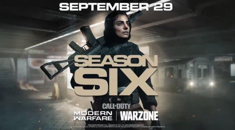 Imagen de Call of Duty: Warzone y Modern Warfare ponen fecha a la temporada 6