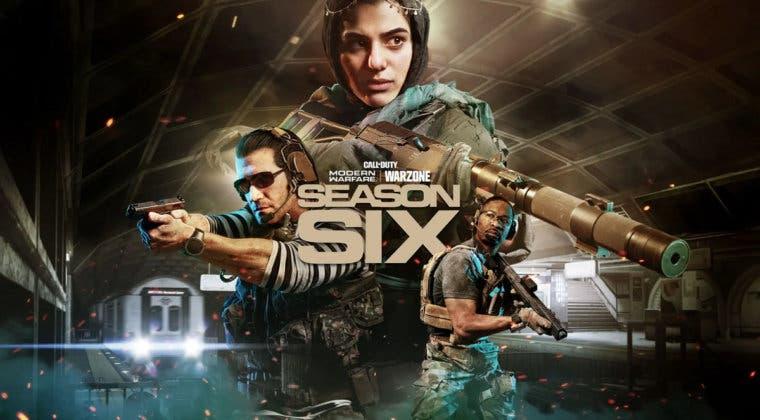 Imagen de Call of Duty: Warzone - notas del parche, cambios y tamaño de descarga de la temporada 6