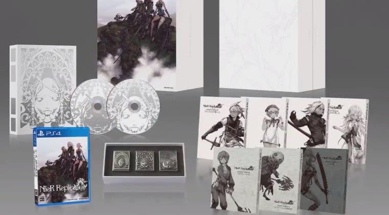 Imagen de Así es la increíble White Snow Edition de NieR: Replicant