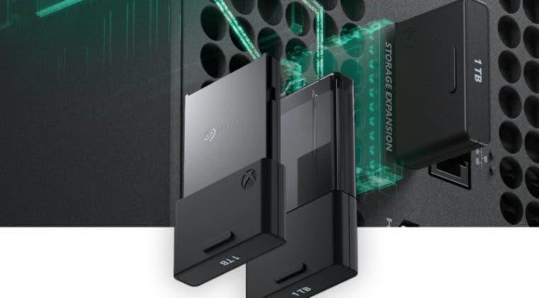 Imagen de Este será el precio de ampliar el almacenamiento de Xbox Series en España