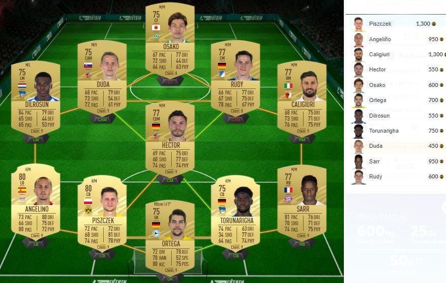 Rompe reglas de FIFA 21 Ultimate Team
