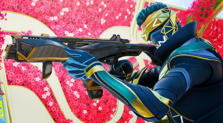 Imagen de Apex Legends: Dónde encontrar escudos y armas doradas en Olympus