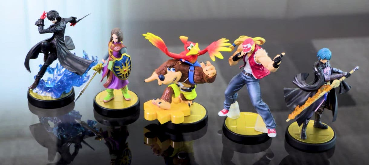 Amiibo Fighters Pass 1 Super Smash Bros Ultimate