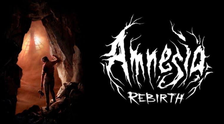 Imagen de Amnesia: Rebirth combina el gameplay de la saga con el enfoque narrativo de SOMA