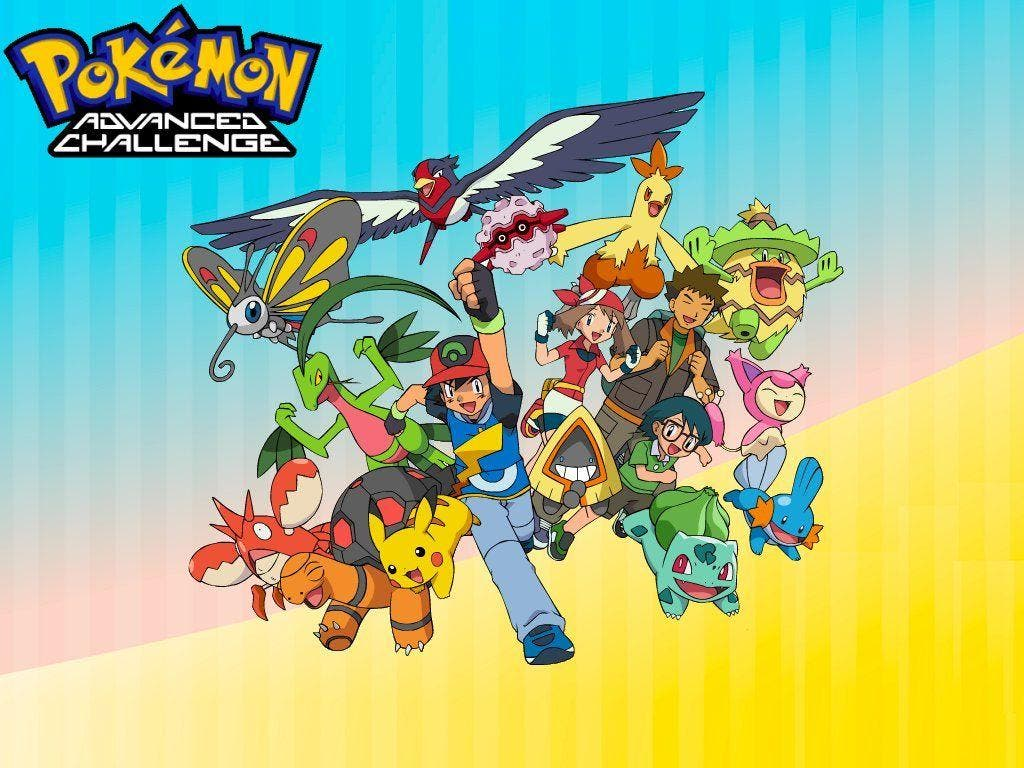 Anime de Pokémon Hoenn