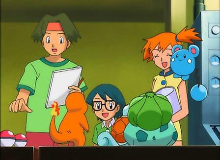 Anime de Pokémon Frente de Batalla