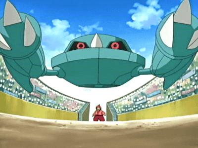Anime de Pokémon Metang de Morrison