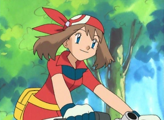 Aura anime de Pokémon