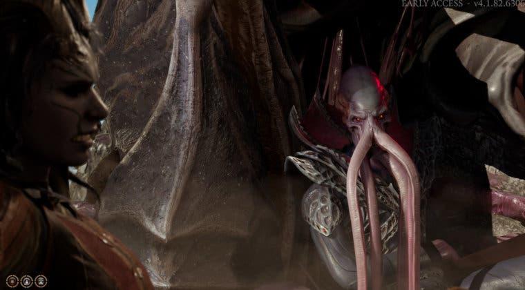 Imagen de Baldur's Gate 3 confirma su llegada a Mac y comparte una nueva galería de imágenes