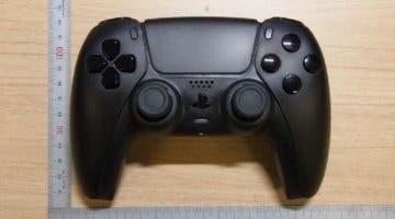 Imagen de Surgen nuevas imágenes de un DualSense de PS5 en color negro con un diseño diferente