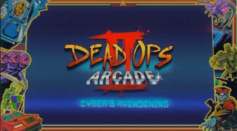 Imagen de Call of Duty: Black Ops Cold War traería de vuelta Dead Ops Arcade